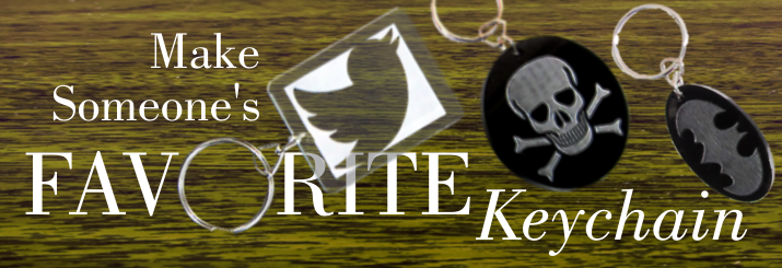 Engraved Keychains